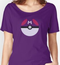 Masterball Women's Relaxed Fit T-Shirt