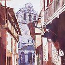 The Church in San Martin by JennyArmitage