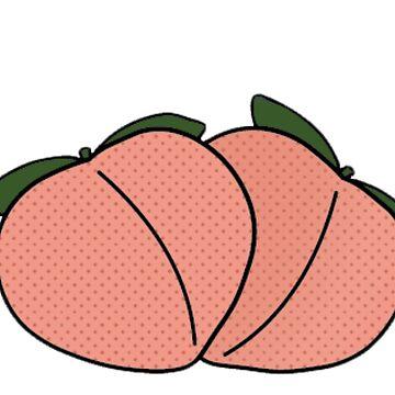 peach by letsplaymurder