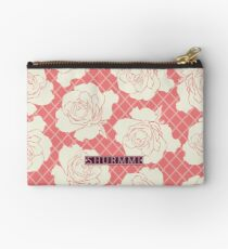 Blushing Blossoms #6 Studio Pouch