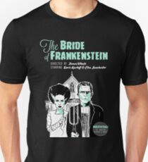 THE BRIDE OF FRANKENSTEIN Unisex T-Shirt