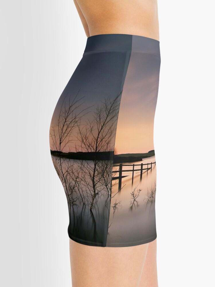 Alternate view of Fence Mini Skirt