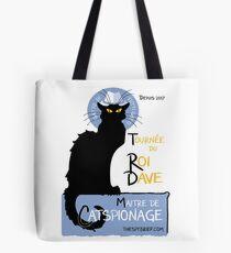 Bolsa de tela Rey Dave, Maitre de Catspionage
