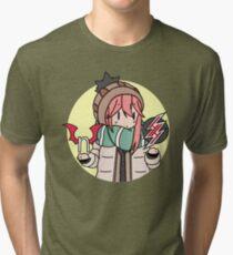 Laid Back Hentai Tri-blend T-Shirt