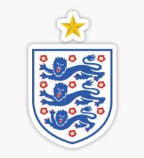 England National Football Team Sticker