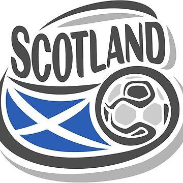 Scotland Football by TigersFanatics