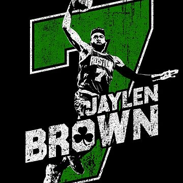 Jaylen Brown by huckblade
