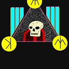 Skull Banner by bobbymono