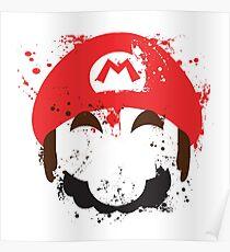 Super Mario Splash  Poster