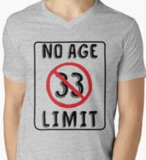 No Age Limit 33rd Birthday Gifts Funny B Day For 33 Year Old Mens V