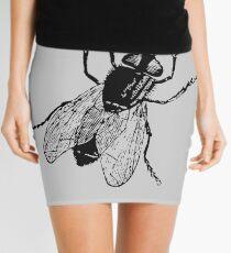 HOUSEFLY (MUSCA DOMESTICA) Mini Skirt
