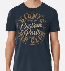 Bionic Hip Club benutzerdefinierte Teile lustige Chirurgie T-Shirt Premium T-Shirt