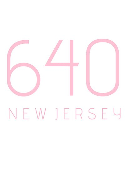 NEW JERSEY 640 • ROSE by kassander