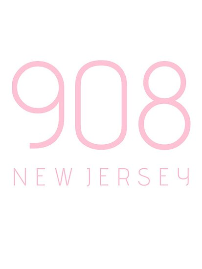 NEW JERSEY 908 • ROSE by kassander