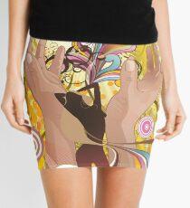 Chilled Dream Girl  Dancer T-Shirt Mini Skirt