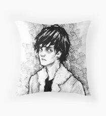 Son of Hades Throw Pillow
