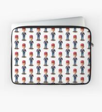 Bobble head  Laptop Sleeve