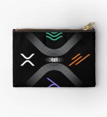 "XRP Community Design Series #10 | ""XRP"" Studio Pouch"