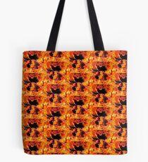 Hot Dragon  Tote Bag