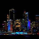 Sydney City #Vivid by Photograff