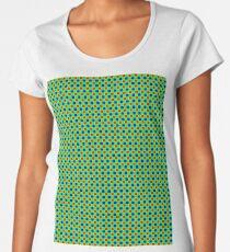 Digital Sensor Bayer Pattern Women's Premium T-Shirt