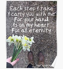 Stillbirth Awareness: Flower Poem Poster