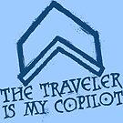 The Traveler Is My Copilot by swiener