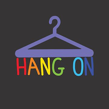 Hang on! by siolin