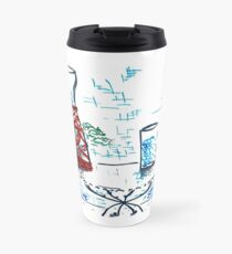 When the Good Weather Has Come Travel Mug