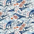 Ocean life by adenaJ