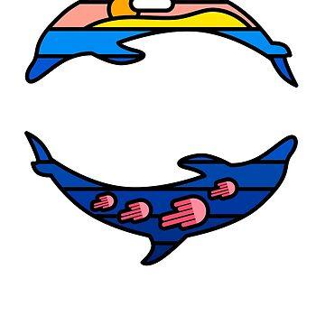 Dolphin by ogrubxn