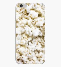Lustiger Hintergrunddruck Popcorns iPhone-Hülle & Cover