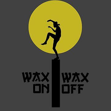 Wax on Wax off by Graf