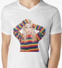 Hayley Williams After Laughter Men's V-Neck T-Shirt