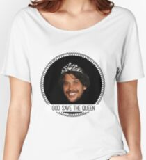 god save queen bob (1) Women's Relaxed Fit T-Shirt