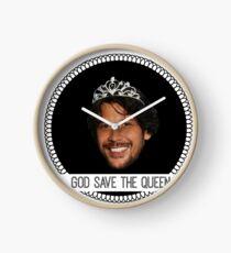 god save queen bob (1) Clock
