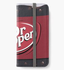Dr. Pepper iPhone Wallet/Case/Skin