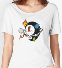 Five elements  Women's Relaxed Fit T-Shirt