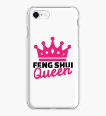 Feng shui queen iPhone Case/Skin