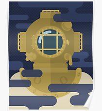 Murky Diver Poster