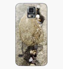Leaf skeleton Case/Skin for Samsung Galaxy