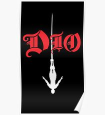 Dio Holy Diver! Poster