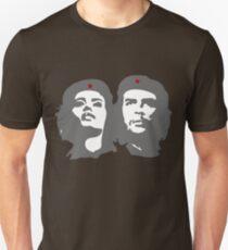 Che Guevara in love with a woman Tania Tamara Bunke  Unisex T-Shirt