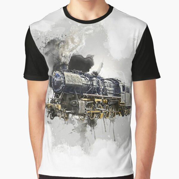 Locomotive V2 T-shirt graphique
