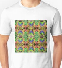 Painted Skies Psychedelic Unisex T-Shirt