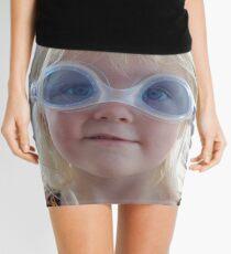 I too can swim like this... Mini Skirt