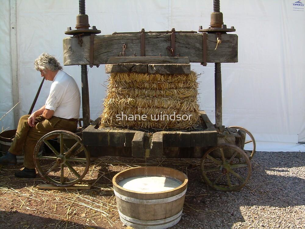 cider press i belive by shane windsor