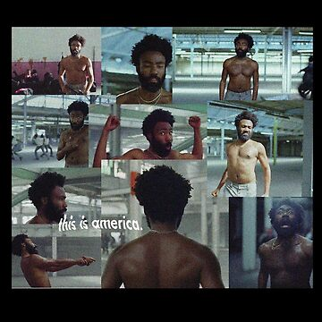 Childish Gambino/Donald Glover - This Is America by txeyang