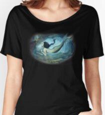 Mermaid treasure Women's Relaxed Fit T-Shirt