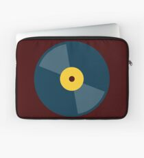 Put your records on! Laptop Sleeve
